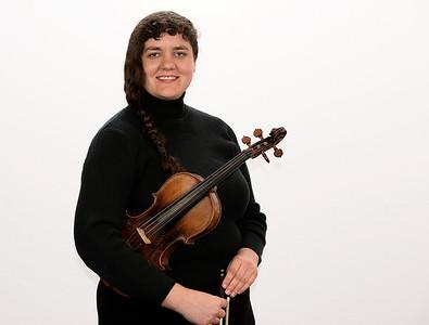 Female 3 violinist 2