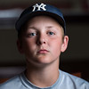 Youth Baseball Player.