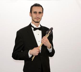 Percussionist 5