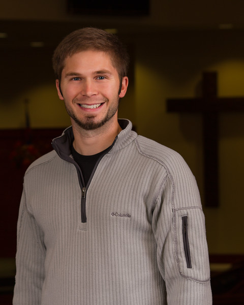 Scott Martin - Youth Pastor