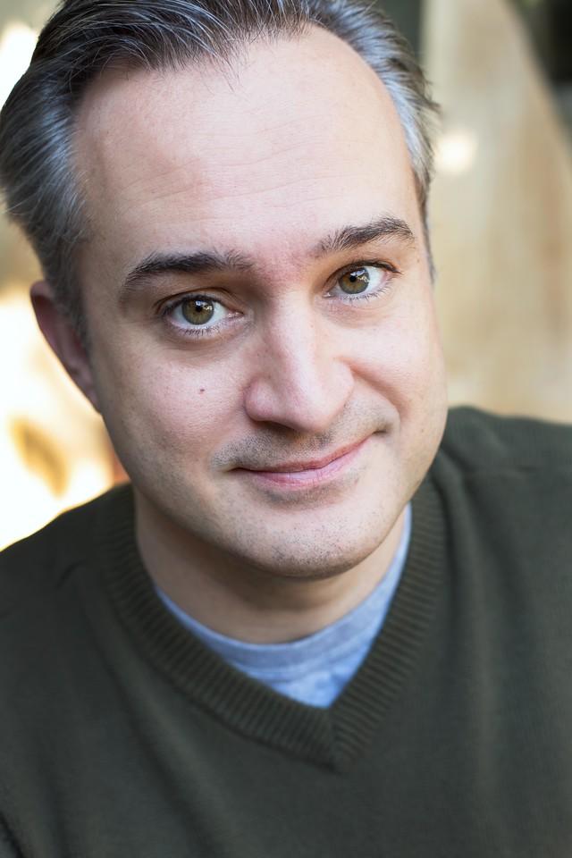 Anthony Backman