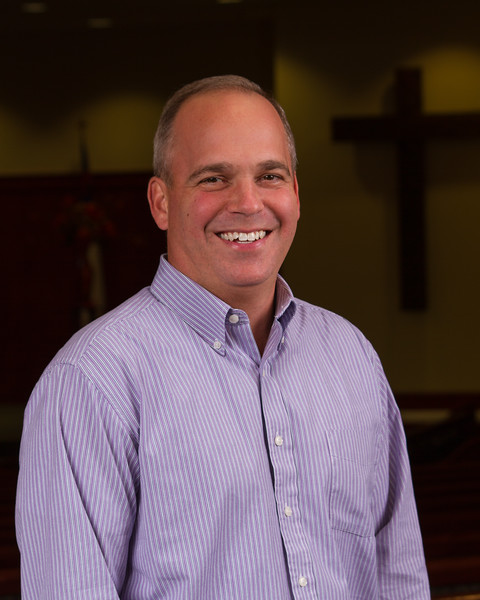 Dr. Chris Jarrett - Associate Pastor