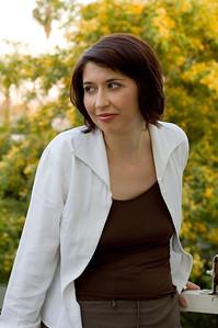 Dana Harris portrait