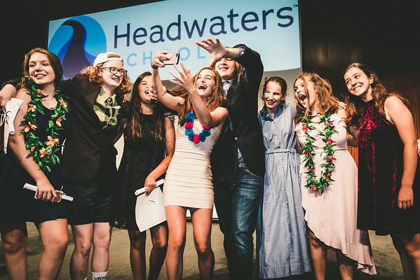 Headwaters 8th Grade Graduation