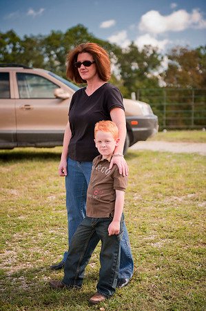 Teri Froemsdorf Armistead and her son Jack
