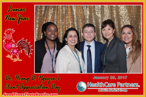 Dr. Nguyen's Client Appreciation Day 1-25-17