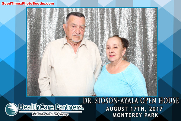 Dr. Sioson-Ayala Open House 2017