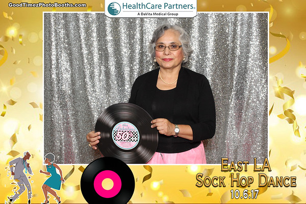 East LA Sock Hop 2017