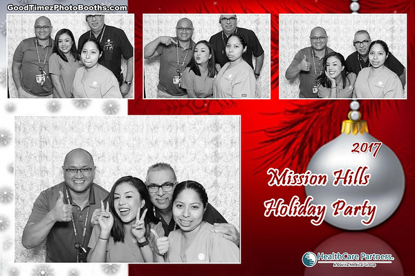 Mission Hills Holiday Party