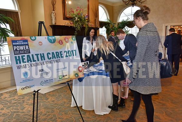 Health Care Power Breakfast 2017