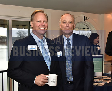 David Horan of JPMorgan Chase Bank and John Olsen of The Bonadio Group