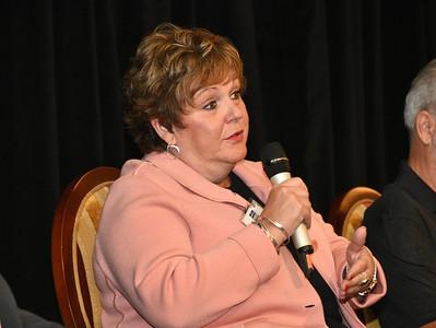 Paula Stopera, President & CEO, CAP COM Federal Credit Union