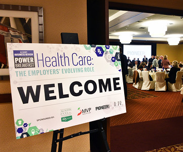 Health Care Power Breakfast  9-21-2018