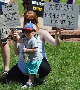 Health Care demonstration Denver (22)