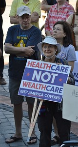 Health Care demonstration Denver (1)