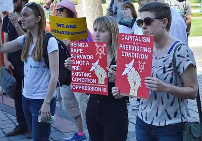 Health Care demonstration Denver (8)