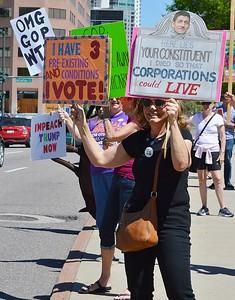Health Care demonstration Denver (18)