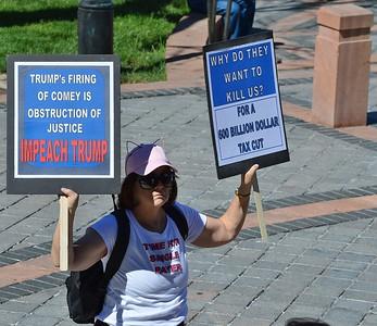 Health Care demonstration Denver (3)