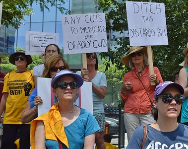 Medicaid cuts protest (21).