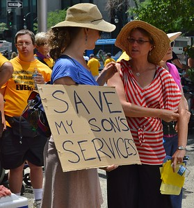 Medicaid cuts protest (20)
