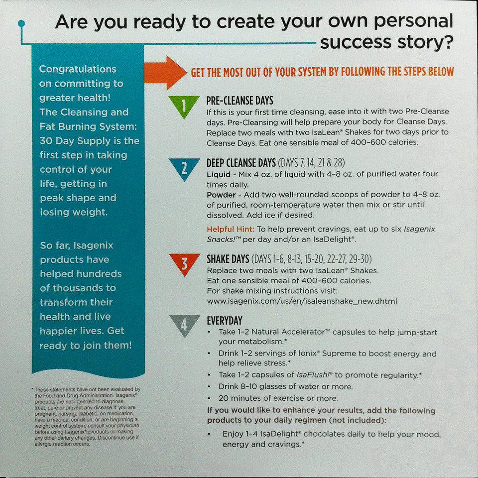"""To Learn more about these exciting Products go directly on-line to this convenient web-link: <br /> <a href=""""http://Jim.Wilson.isagenix.com/us/en/home.dhtml"""">http://Jim.Wilson.isagenix.com/us/en/home.dhtml</a>"""