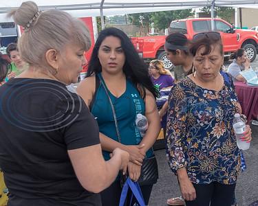 Dia de las Madras at the Bethesda Health Clinic, in Tyler Tx., May 22, 2019 (Rick Flack Photo)