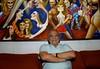 Famed Brazilian plastic surgeon Ivo Pitanguy in Rio de Janeiro. (Australfoto/Renzo Gostoli)