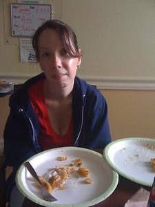 Michele loves apple pie