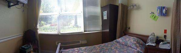 My rehab bed