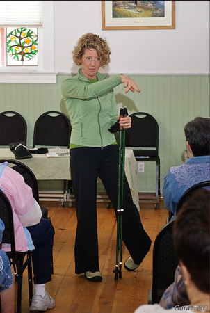 20110517_ PeachlandBc, Little Schoolhouse_ Pwc Speaker Series - The Pole Lady