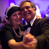 Michael and Caren Lawee of Marblehead on the dance floor during Saturdays Gala hosted by UMass Memorial - HealthAlliance Hospital at the Double Tree in Leominster. Sentinel & Enterprise photo/Jeff porter
