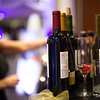 A wine bar sits along the outskirts of cocktail hour during a Gala hosted by UMass Memorial - HealthAlliance Hopsital on Saturday at the Double Tree in Leominster.  Sentinel & Enterprise photo/Jeff Porter