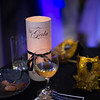A candle illuminates on a table during the UMass Memorial - HealthAlliance Hospital Gala on Saturday at the Double Tree in Leominster.  Sentinel & Enterprise photo/Jeff Porter
