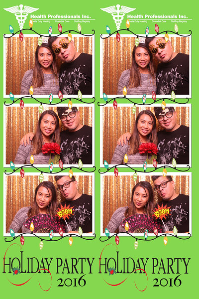 Health Professionals' Holiday Party 2016  |  12.06.16