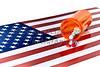 Prescription Medications wtih American Flag