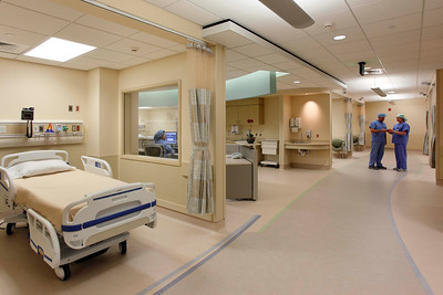 Short Stay Pre Op El Camino Hospital, Mountain View, CA