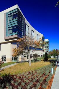 El Camino Hospital, Mountain View, CA Architect: KMD