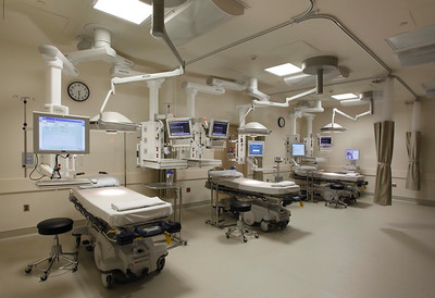 El Camino Hospital, Mountain View, CA Interior