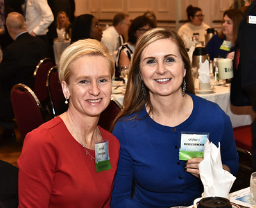 Stacy Hoenig and Michele Brinkman