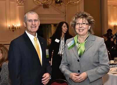 Doug Graham and Carol Heller