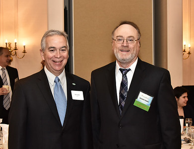 Bob Hinckley and Richard Frankel