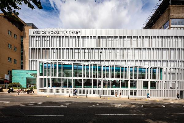 Bristol Royal Infirmary (BRI) Building Veil facade