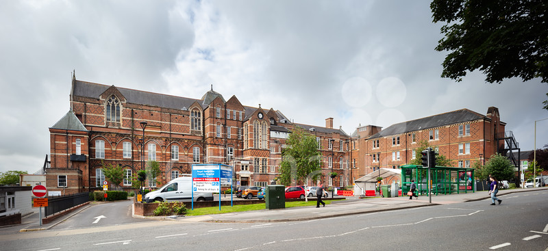 Royal Hampshire Hospital Pharmacy, Winchester