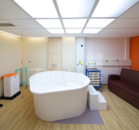 York Hospital Delivery Ward remodelling and Refurbishment