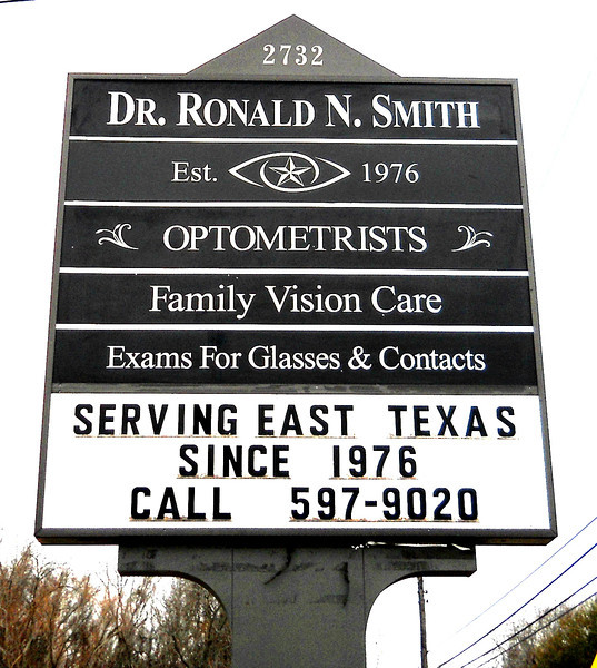 Dr. Ronals N. Smith, Optometrist