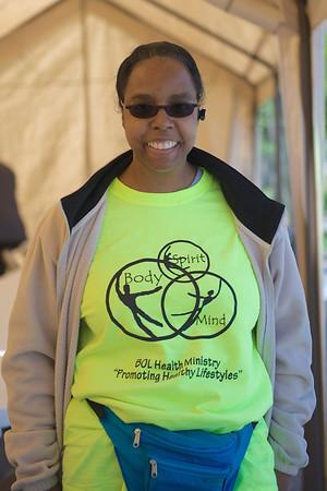 Health Fair Spring 2013