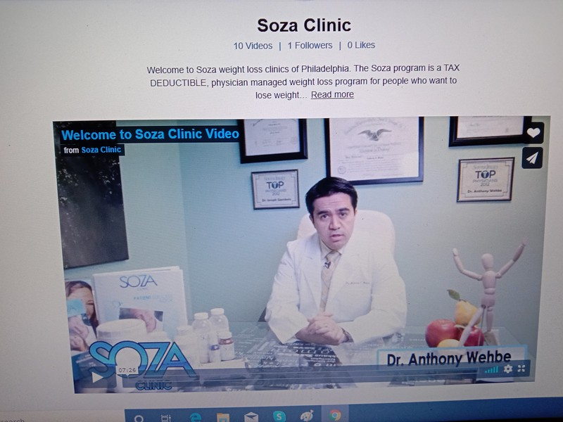 SOZA CLINICS were formerly called BOUARI CLINICS