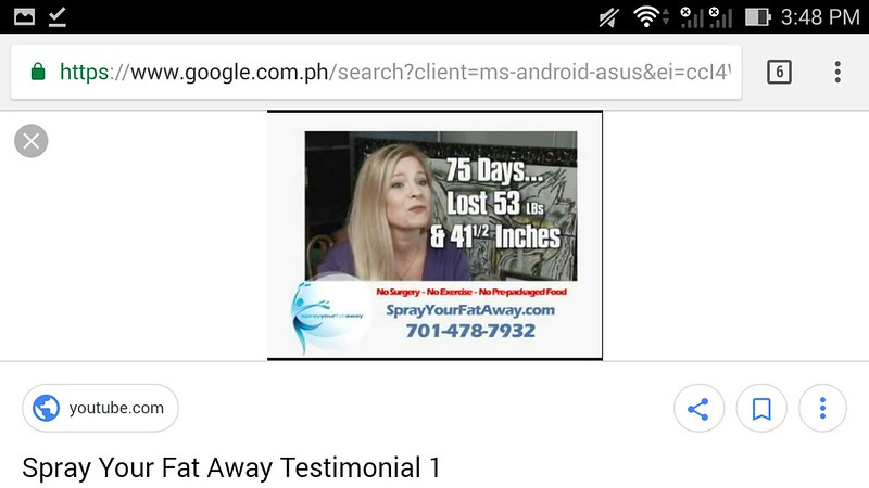 Spray Your Fat Away used the identical Testimonial videos originally created for the BOUARI CLINICS