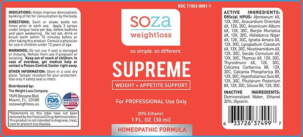 The Former FLORIDA BOUARI CLINIC is now a SOZA Weightloss clinic. https://sozaweightloss.us/