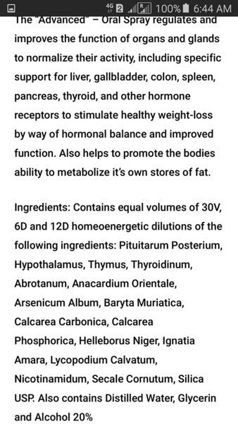These are the same MEDICAL claims made by the SOZA Clinic website and  Bouari Clinics, Health Systems USA, Well Body Concepts, Weight Loss Concepts, Weight Loss Company, etc.. THEY MAKE MANY PROMISES AND CLAIMS, None can be substantiated !